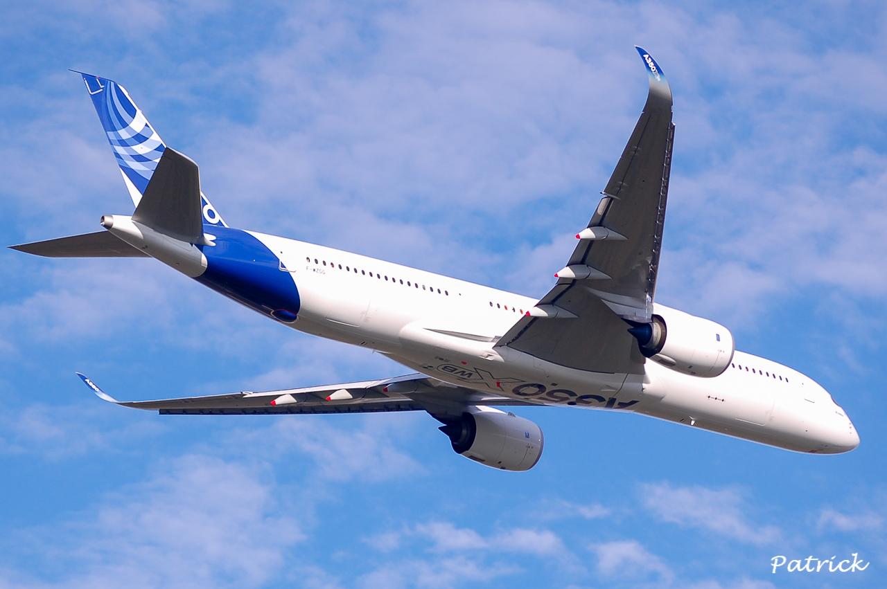 [28/11/2013] Passage de l'Airbus A350XWB Prévu pour Jeudi 28/11 !!!  - Page 2 13112901160216756011775227