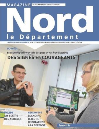 Het tijdschrift van het Département du Nord 13113003291614196111778851
