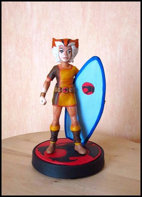 Thundercats wilykat statue  13113006210616083611779799