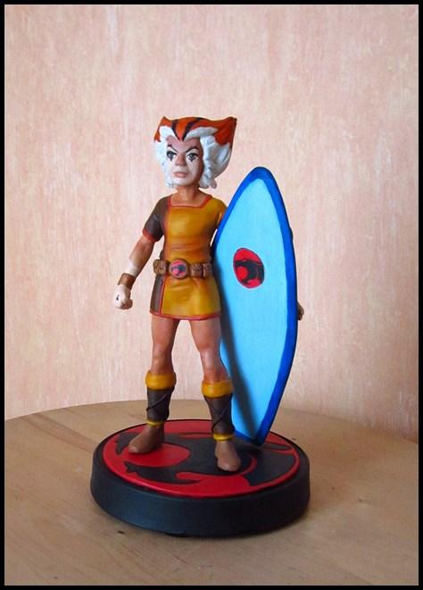 Thundercats wilykat statue  13113006210616083611779802