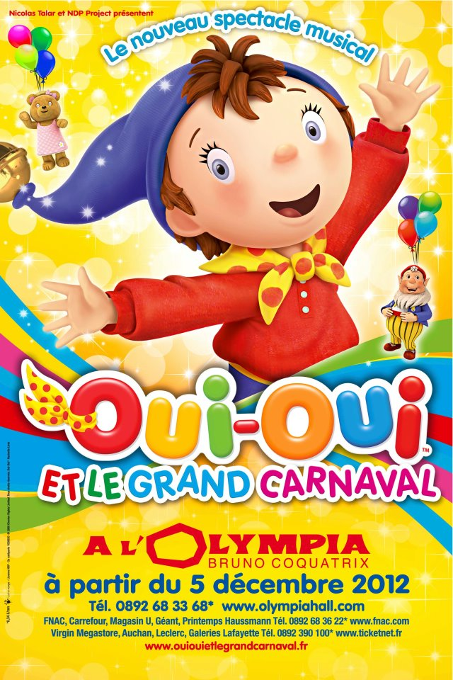 Oui-Oui et le Grand Carnaval |FRENCH| [DVDRiP]
