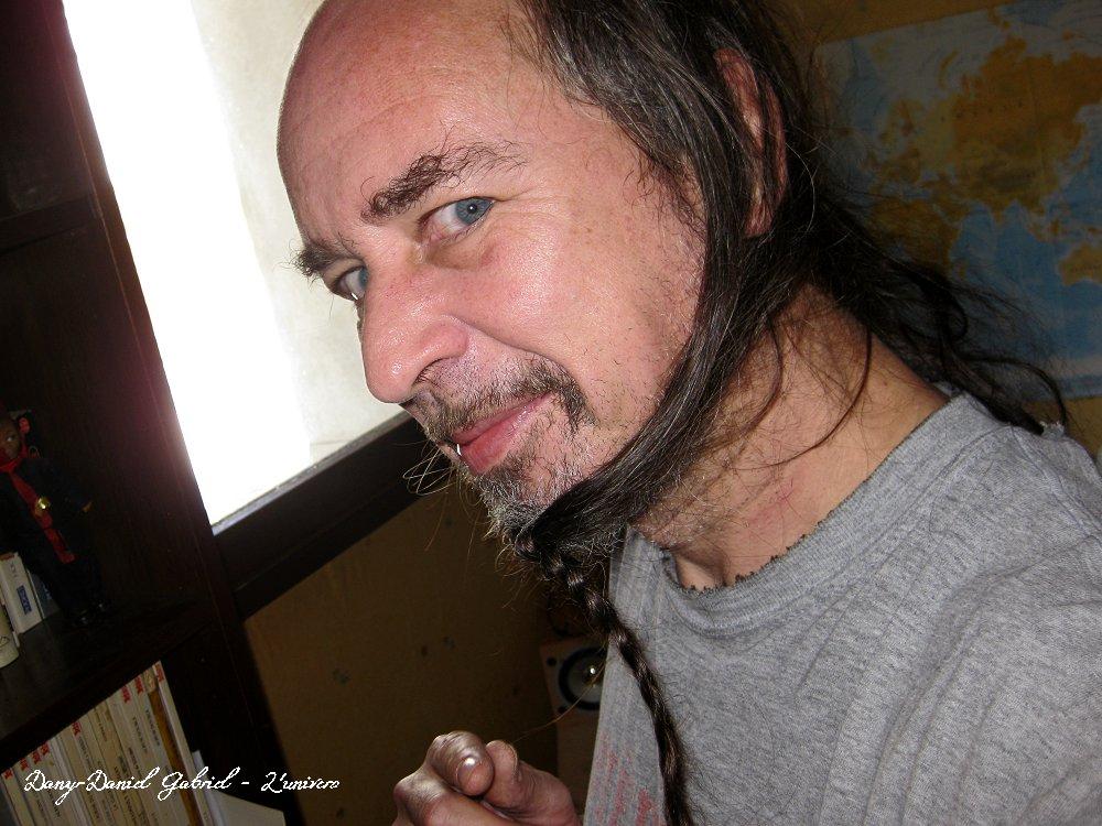 dany daniel gabriel couette et barbe