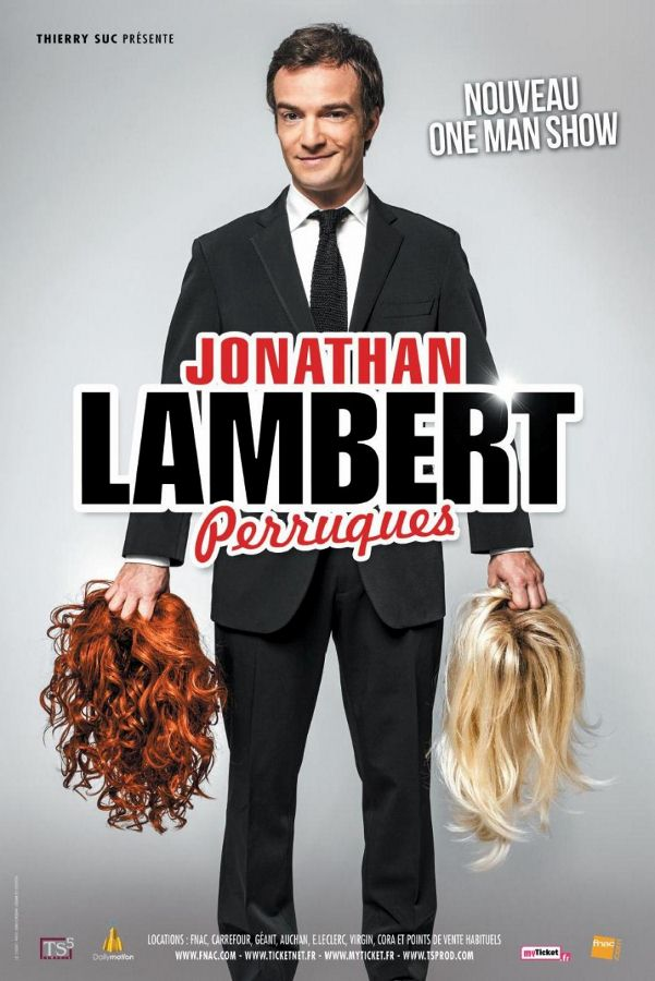 Jonathan Lambert - Perruques |FRENCH| [DVDRiP]