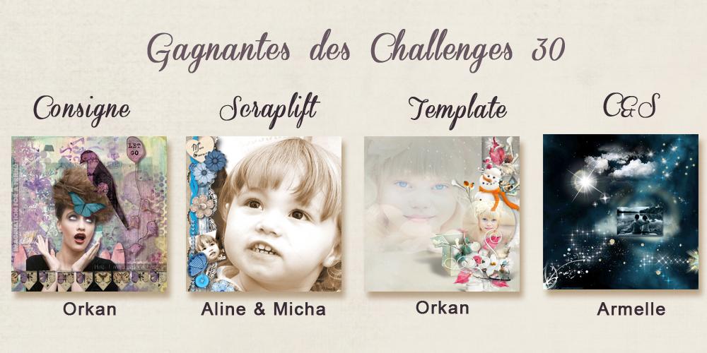 Résultats des challenges N°30 13120806142916542411801612