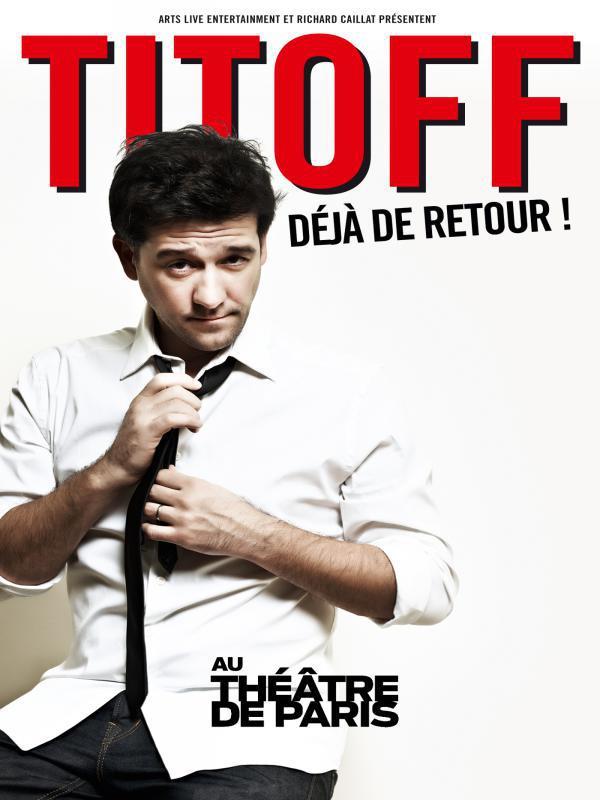 TITOFF Deja de Retour |FRENCH| [DVDRiP]
