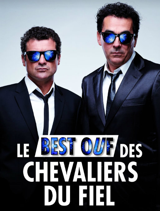 Les Chevaliers du Fiel - Le best ouf |FRENCH| [BRRip]
