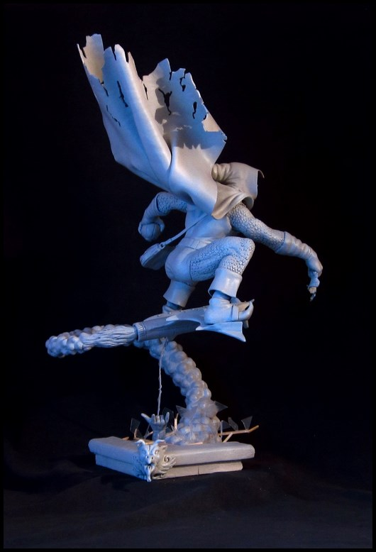 Hobgoblin statue 1/4 13121306233016083611814948
