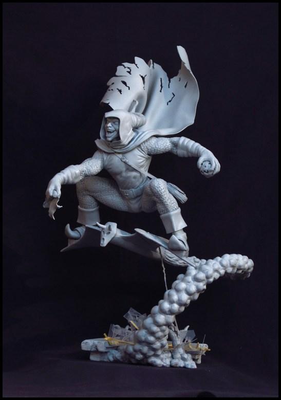 Hobgoblin statue 1/4 13121306233016083611814949
