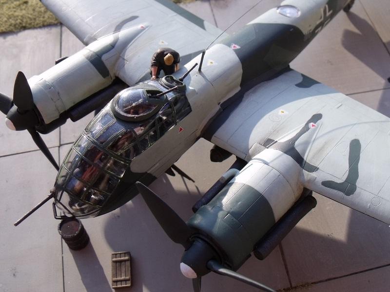 [Hasegawa] Junkers Ju 188 KG2 France 1944 1312140928088470611818154