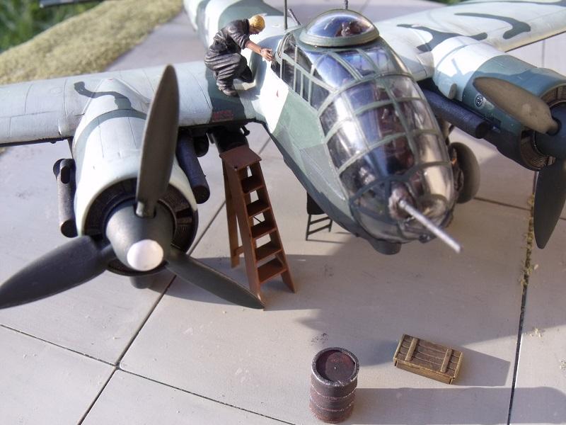 [Hasegawa] Junkers Ju 188 KG2 France 1944 1312140928108470611818155