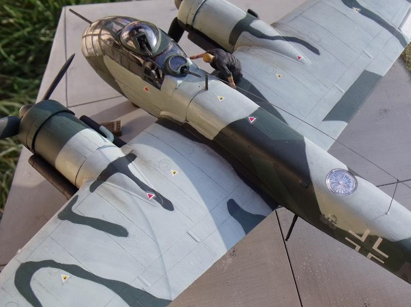 [Hasegawa] Junkers Ju 188 KG2 France 1944 1312140928128470611818156