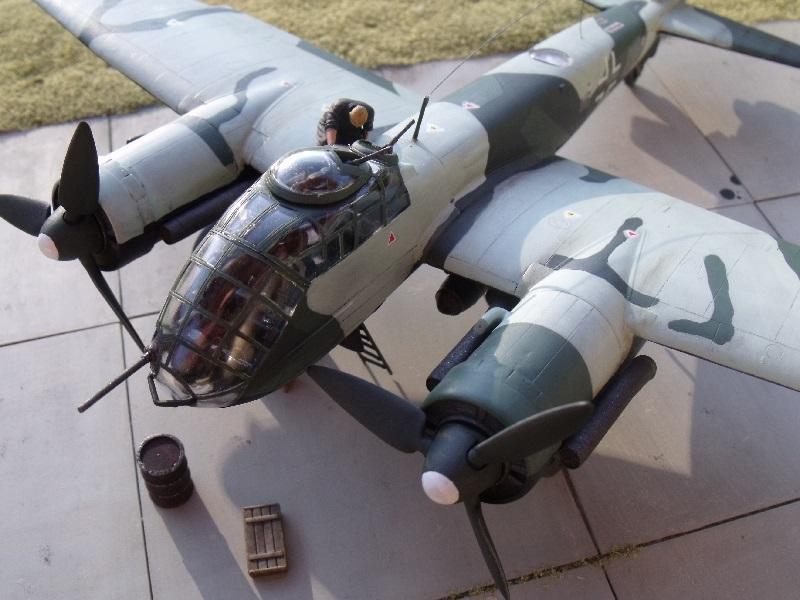 [Hasegawa] Junkers Ju 188 KG2 France 1944 1312140928148470611818157