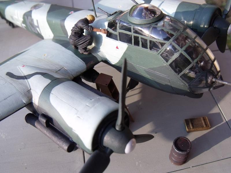 [Hasegawa] Junkers Ju 188 KG2 France 1944 1312140928188470611818159