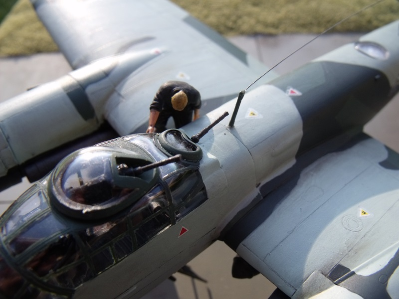 [Hasegawa] Junkers Ju 188 KG2 France 1944 1312140928208470611818160