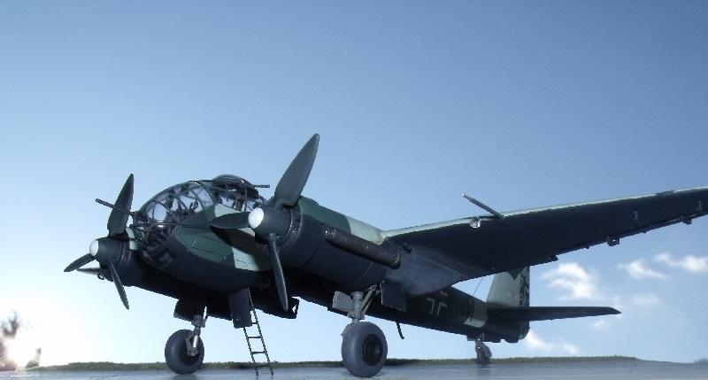 [Hasegawa] Junkers Ju 188 KG2 France 1944 1312140928218470611818162