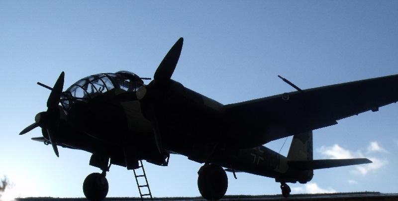[Hasegawa] Junkers Ju 188 KG2 France 1944 1312140928238470611818164