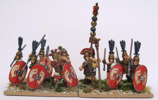 Romains République 13121410174110302911816158