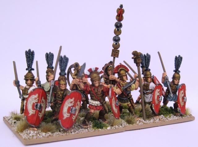 Romains République 13121410175510302911816159