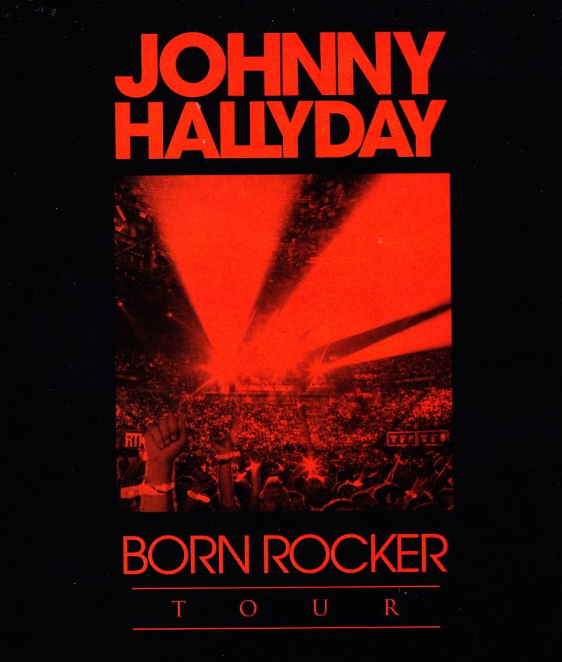 """Born Rocker Tour"" par Jean-William Thoury (""Rock Folk"", janvier 2014) 13121511271516724011819066"