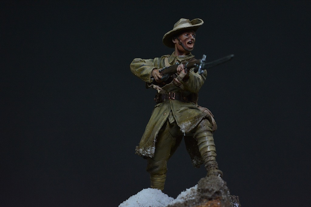 39th Garwhal Rifles - Tommy's War, 54mm 13121603210312278511822569