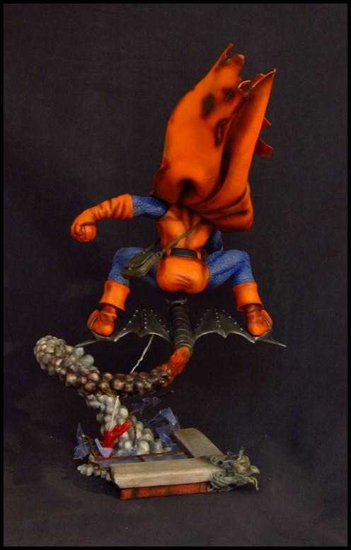 Hobgoblin statue 1/4 13121608035116083611823722
