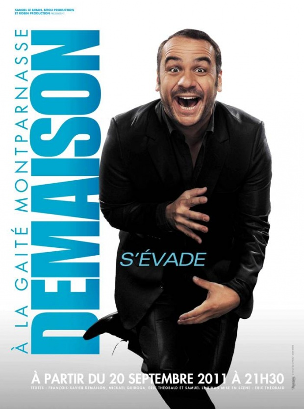 Demaison s'évade |FRENCH| [DVDRiP]