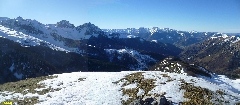 5644 Du sommet du Turon de<br /> Lahouita, Montagnon d