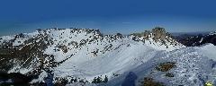 5651 Du sommet du Turon de<br /> Lahouita, pic Montagnon, Mailh<br /> Arrédoume, Larie et Le<br /> Lauriolle.jpg
