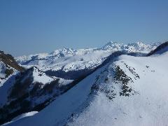 5659 Du sommet du Turon de<br /> Lahouita, pics Montaigu et<br /> Midi de Bigorre.jpg