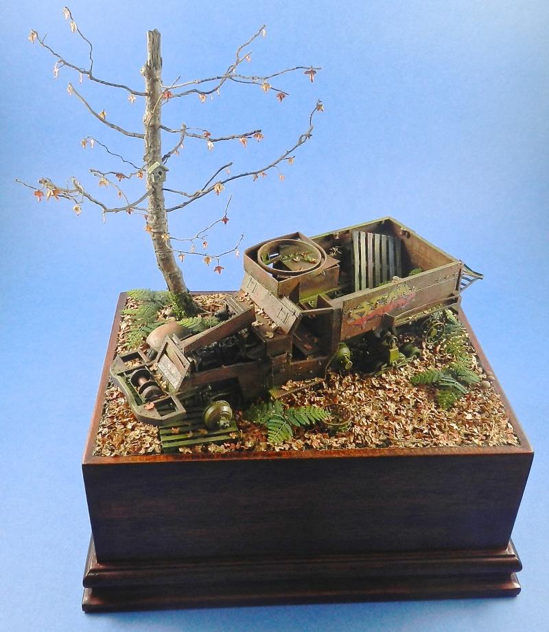 diorama épave de HALFTRACK ( terminé le 10/01/2014) 13121806454115063811827766