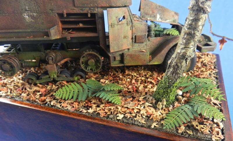 diorama épave de HALFTRACK ( terminé le 10/01/2014) 13121806471015063811827769
