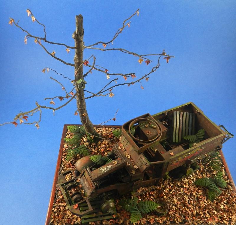 diorama épave de HALFTRACK ( terminé le 10/01/2014) 13121806473415063811827772