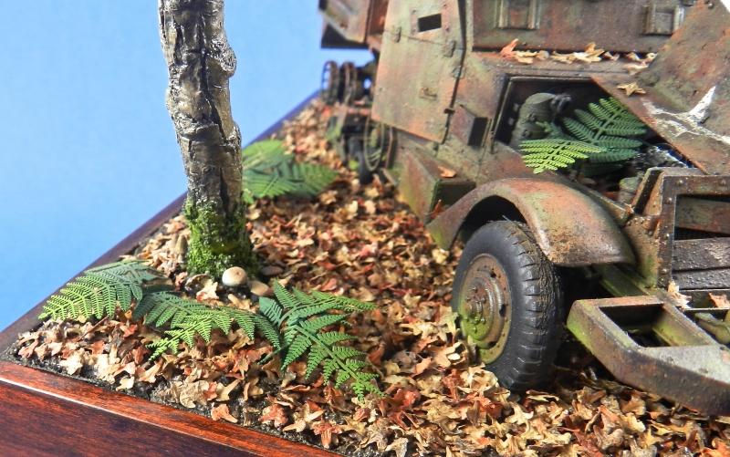 diorama épave de HALFTRACK ( terminé le 10/01/2014) 13121806480515063811827773