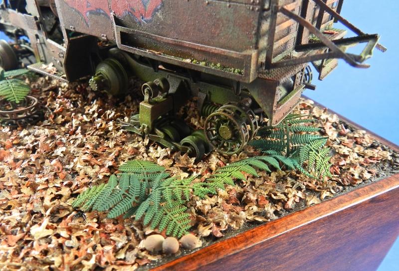 diorama épave de HALFTRACK ( terminé le 10/01/2014) 13121806500715063811827777