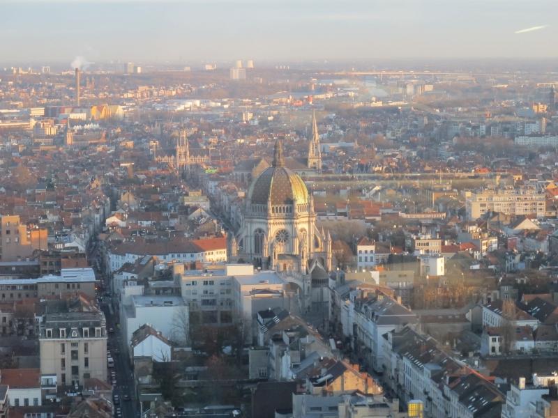 Bruxelles vue d'en haut 1312180255368300611827173