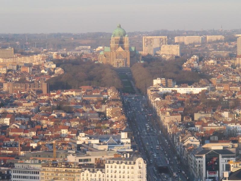 Bruxelles vue d'en haut 1312180256388300611827176