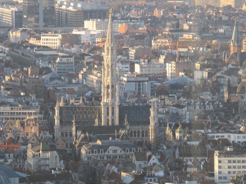 Bruxelles vue d'en haut 1312180257138300611827184
