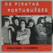 OS PIRATAS PORTUGUESES - Pirataria - 7inch (SP)