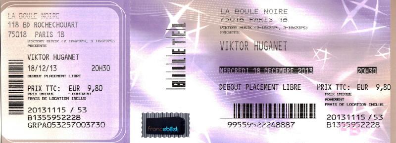 """Les concerts et nouveaux albums de 2013 (par """"FG"""") 13122511170216724011843706"""