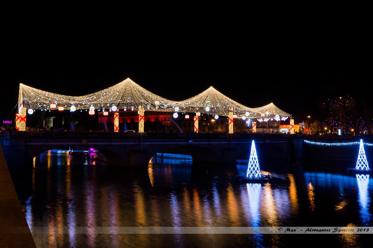 [Laval (53) - 14/12/2013] Illuminations de Noël autour de la Mayenne 13122601463216756011843805