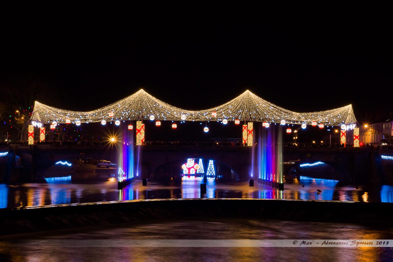 [Laval (53) - 14/12/2013] Illuminations de Noël autour de la Mayenne 13122601463216756011843807