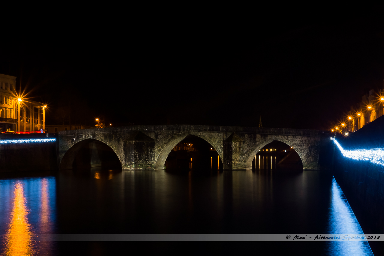 [Laval (53) - 14/12/2013] Illuminations de Noël autour de la Mayenne 13122601463216756011843808