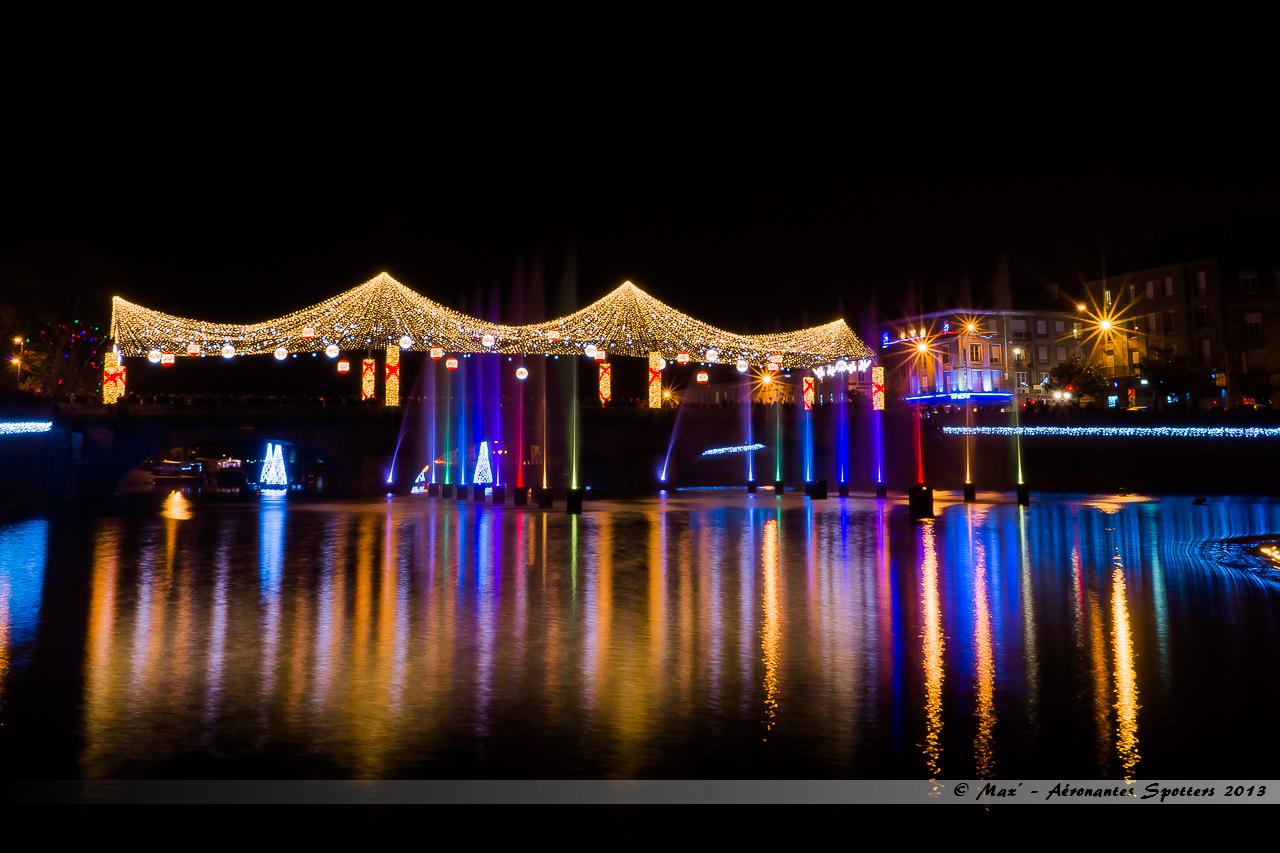 [Laval (53) - 14/12/2013] Illuminations de Noël autour de la Mayenne 13122601463216756011843809