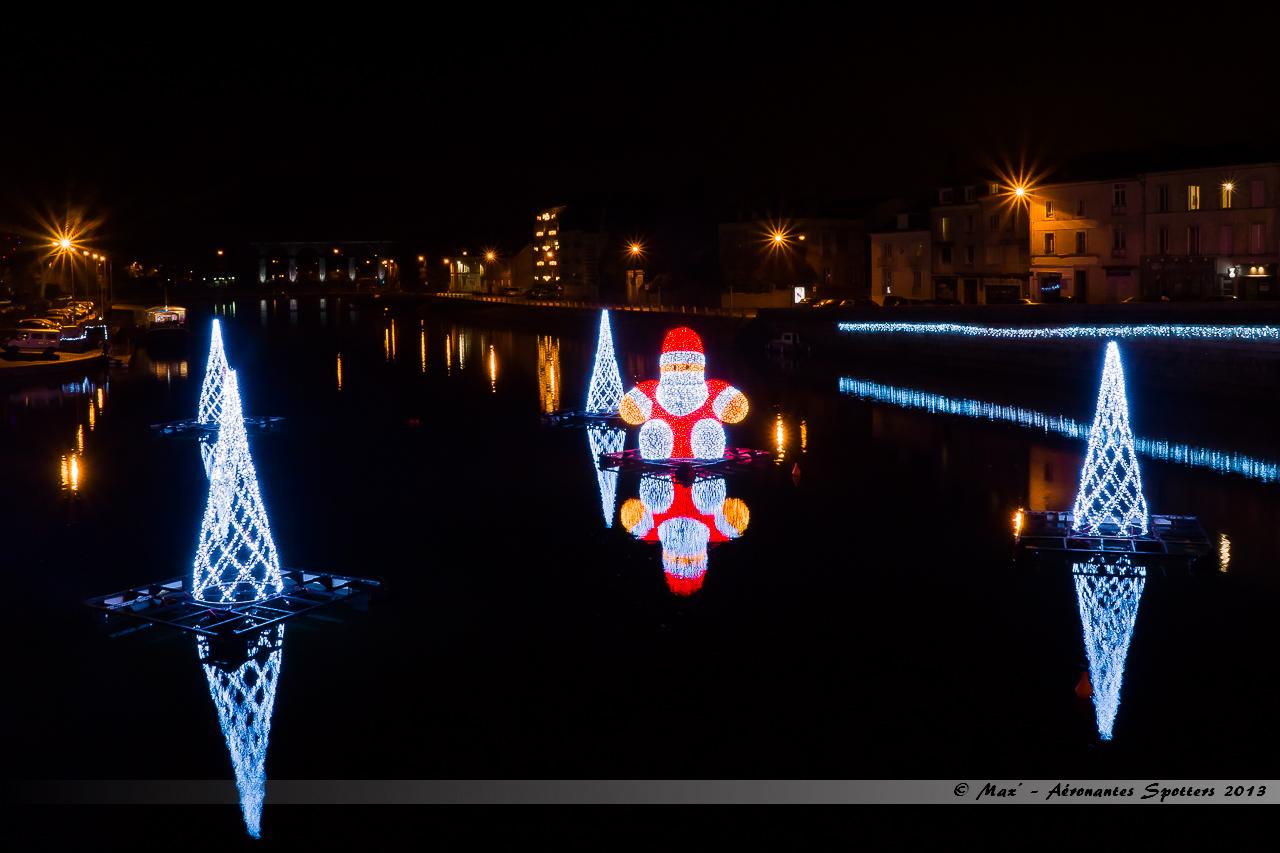 [Laval (53) - 14/12/2013] Illuminations de Noël autour de la Mayenne 13122601463216756011843810