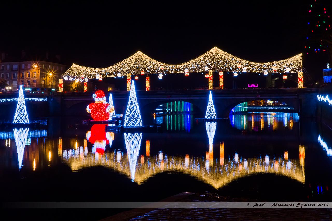 [Laval (53) - 14/12/2013] Illuminations de Noël autour de la Mayenne 13122601463316756011843811