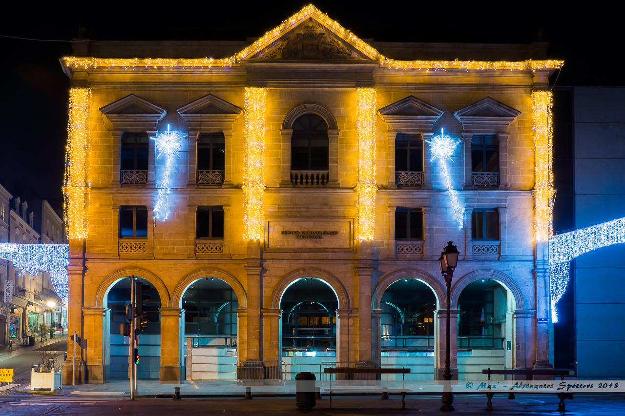 [Laval (53) - 14/12/2013] Illuminations de Noël autour de la Mayenne 13122601463316756011843817