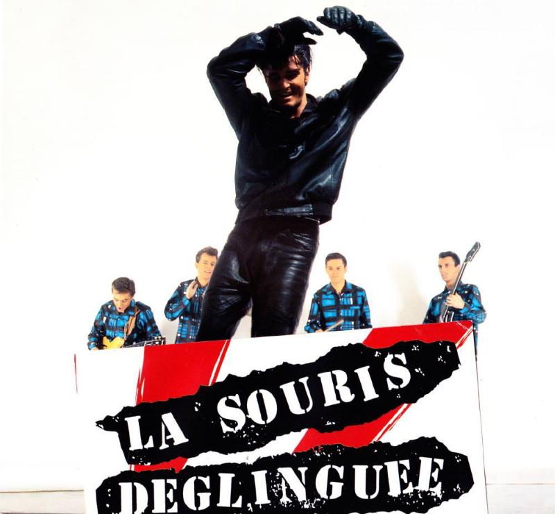 """LA SOURIS DEGLINGUÉE (""""Les toits du Palace"""") 09/05/2015 Olympia (Paris) 13122611263816724011844228"""