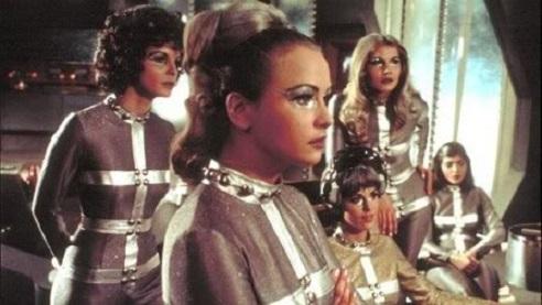 Films de science fiction érotiques
