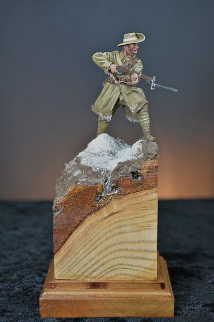 39th Garwhal Rifles - Tommy's War, 54mm 13122812170412278511849793