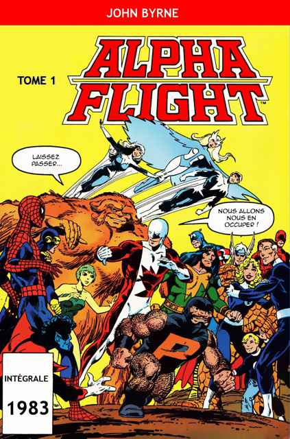 Alpha flight [FR] [Multi]